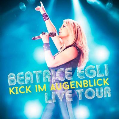 Kick im Augenblick Live Tour (2 CDs), Beatrice Egli