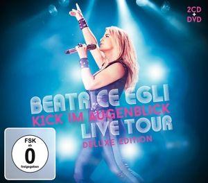 Kick im Augenblick Live Tour (2 CDs + DVD), Beatrice Egli
