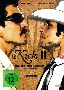 Kick it - Zwei wie Feuer und Wasser, Carlos Cuarón
