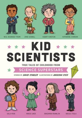 Kid Scientists, David Stabler