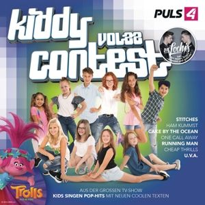 Kiddy Contest Vol. 22, Kiddy Contest Kids