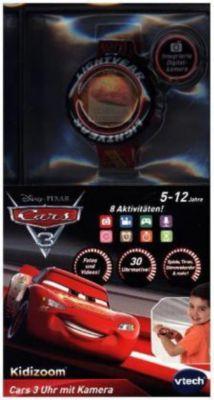 Kidizoom Cars 3 Uhr mit Kamera