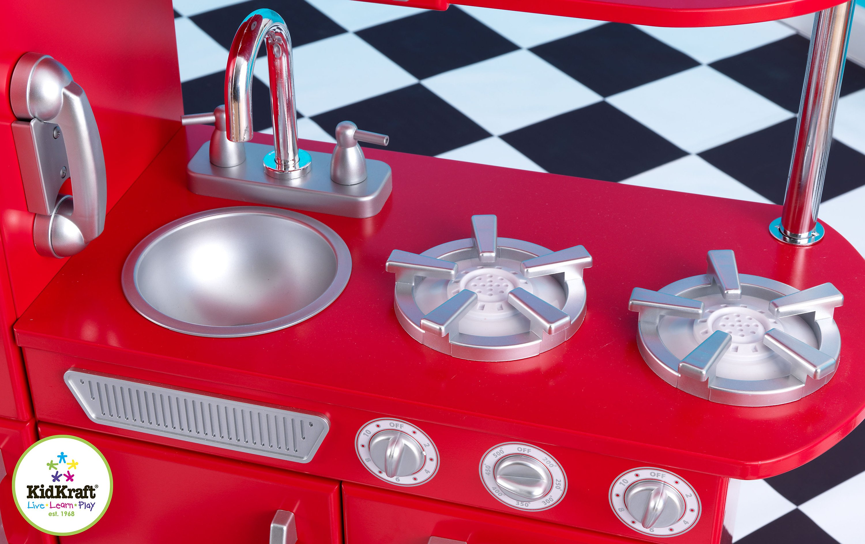KidKraft Retro-Küche jetzt bei Weltbild.de bestellen