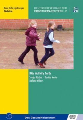 Kids Activity Cards, 48 Bildktn. m. Beiheft, Svenja Büscher, Daniela Mester, Stefanie Wilbers