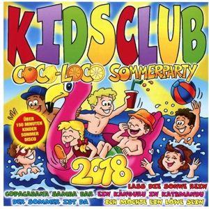 Kids Club/Coco Loco Sommerparty 2018, Diverse Interpreten
