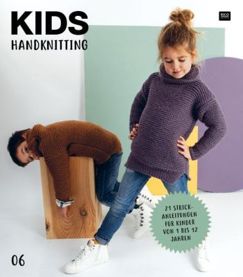 KIDS Handknitting -  pdf epub