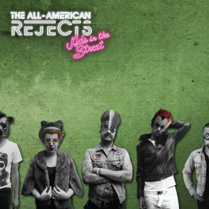 Kids In The Street, The All-American Rejects