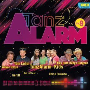KiKA Tanzalarm 9, Various