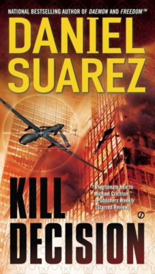 Kill Decision, English edition, Daniel Suarez