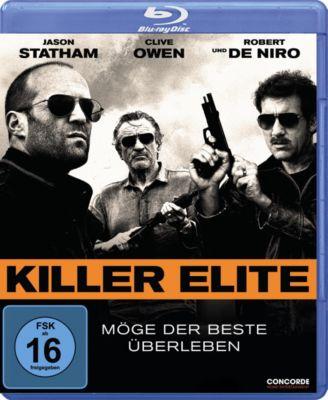 Killer Elite, Jason Statham, Robert De Niro