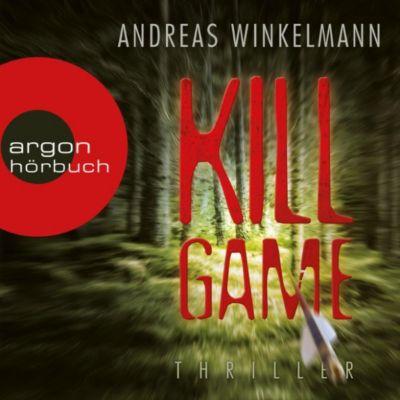 Killgame (Ungekürzte Lesung), Andreas Winkelmann
