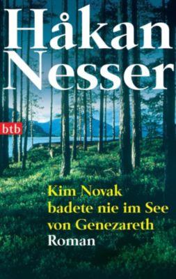 Kim Novak badete nie im See von Genezareth, Håkan Nesser