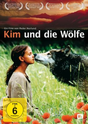 Kim und die Wölfe, Peder Norlund