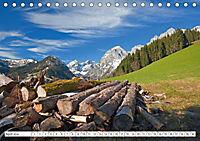 Kimm eina in den Tennengau (Tischkalender 2019 DIN A5 quer) - Produktdetailbild 4