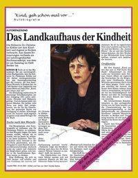 Kind, geh schon mal vor... - Christiane Köhler  