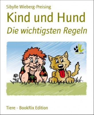 Kind und Hund, Sibylle Wieberg-Preising