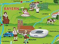 Kinder Deutschlandkarte - Produktdetailbild 1