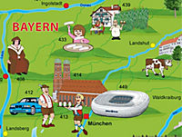 Kinder Deutschlandkarte - Produktdetailbild 4