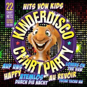 Kinder Disco Chartparty, Chart Kids