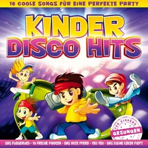 Kinder Disco Hits-16 Coole Songs-Folge 1, Various