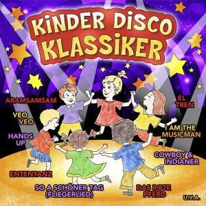 Kinder Disco Klassiker, Diverse Interpreten