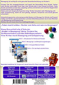 Kinder in Bewegung Box DVD-Box - Produktdetailbild 1
