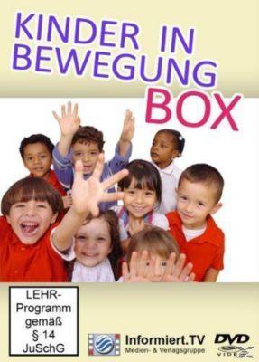 Kinder in Bewegung Box DVD-Box, Elfi Dressler