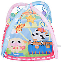 Kinder Krabbeldecke mit Spielbogen - Produktdetailbild 2