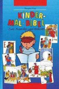 Kinder-Mal-Bibel, Margitta Paul
