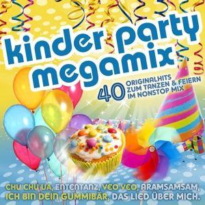 Kinder Party Megamix, Various