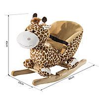 Kinder Schaukelwippe als Giraffe - Produktdetailbild 3