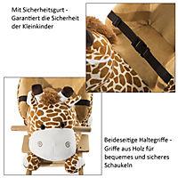 Kinder Schaukelwippe als Giraffe - Produktdetailbild 4