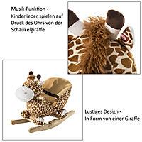 Kinder Schaukelwippe als Giraffe - Produktdetailbild 5