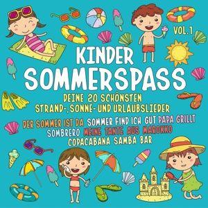 Kinder Sommerspass Vol.1, Various