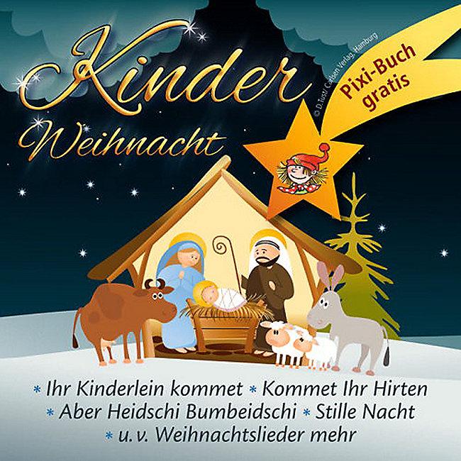 Kinder Weihnachtslieder Gratis.Kinder Weihnacht Pixi Buch Weihnachtsgeschichte Günstig Weltbild At