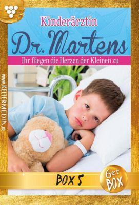 Kinderärztin Dr. Martens Box: Kinderärztin Dr. Martens Jubiläumsbox 5 - Arztroman, Britta Frey