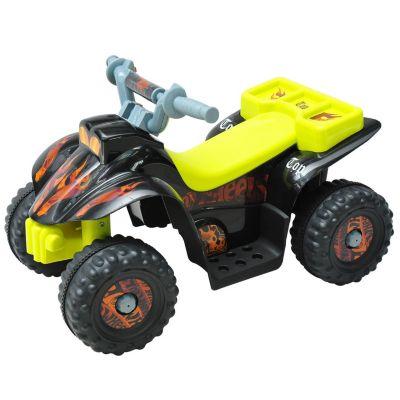 Kinderauto Quad (Farbe: gelb-schwarz)