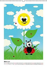 Kinderbilder mit lustigen Tiermotiven (Wandkalender 2019 DIN A3 hoch) - Produktdetailbild 1