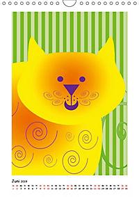 Kinderbilder mit lustigen Tiermotiven (Wandkalender 2019 DIN A4 hoch) - Produktdetailbild 6