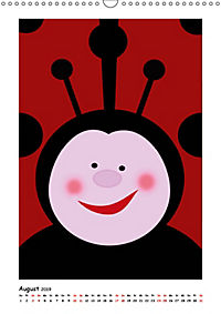 Kinderbilder mit lustigen Tiermotiven (Wandkalender 2019 DIN A3 hoch) - Produktdetailbild 8