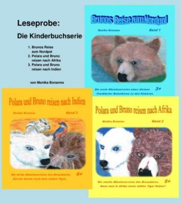 Kinderbuchserie: Kinderbuchserie Bruno und Polara reisen - kostenlose Auslese, Monika Bonanno