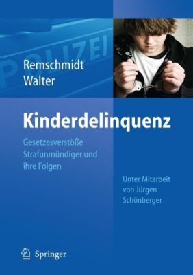 Kinderdelinquenz, Helmut Remschmidt
