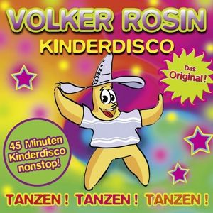 Kinderdisco-Das Original!, Volker Rosin