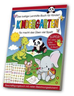 Kindergarten - Das lustige Lernhilfe-Buch für Kinder! -  pdf epub
