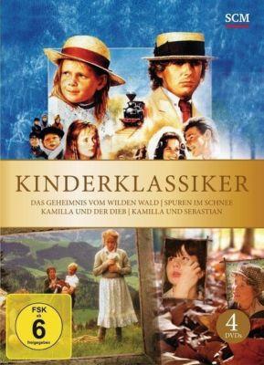 Kinderklassiker, 4 DVDs