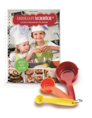 Kinderleichte Becherküche 4tlg., Birgit Wenz