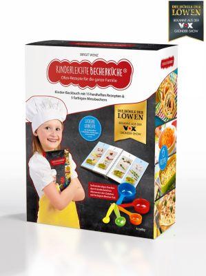 Kinderleichte Becherküche, Herzhaftes mit Ofen-Rezepten