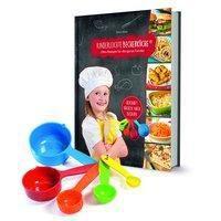 Kinderleichte Becherküche - Ofengerichte für die ganze Familie,m. Messbecher-Set 5-tlg. - Birgit Wenz |