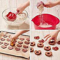 Kinderleichte Becherküche - Plätzchen, Kekse, Cookies & Co. - Produktdetailbild 5