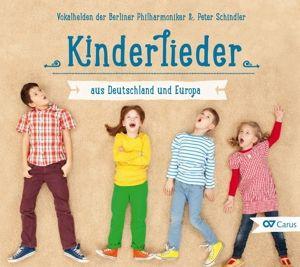 Kinderlieder Aus Deutschland Und Europa, Peter Schindler